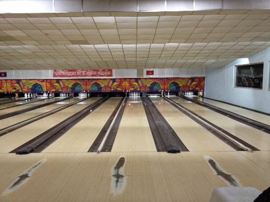 Lao Bowling Centre