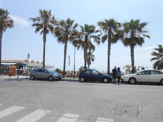 Casa Antonio : View from across the road