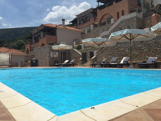 Apelon Tiritas Villas : Amazing hotel