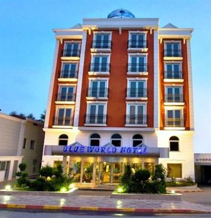Blue World Hotel: nice