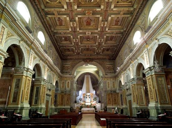 The Basilica of San Nicola a Tolentino
