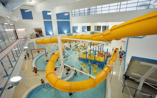 Sidewinder picture of huddersfield leisure centre - Swimming pools with slides in yorkshire ...