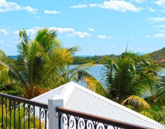 Sol e Luna Romantic Inn: Vue de mango