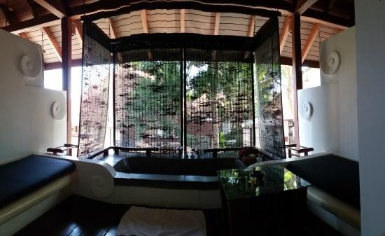 Terrasse Mit Whirlpool/badewanne - Bild Von Pavilion Samui Villas ... Whirlpool Badewanne Thais Art