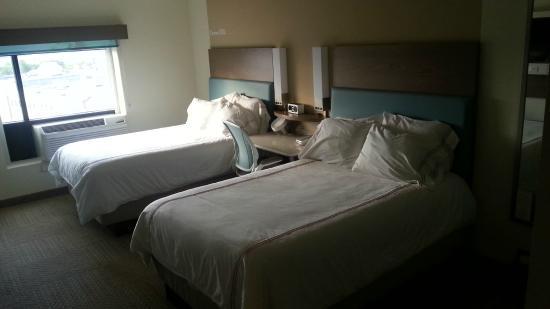 beds foto de even hotel rockville rockville tripadvisor. Black Bedroom Furniture Sets. Home Design Ideas