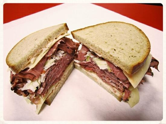 Bruno's of Lititz : Pastrami on Rye is a local favorite
