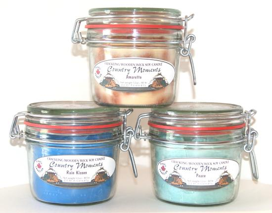 Deseronto, Kanada: Canadian Made Candles