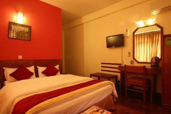 Hotel Thamel : Guest Room