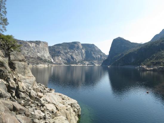 Sunset Inn Yosemite Vacation Cabins: Hetch Hetchy Reservoir