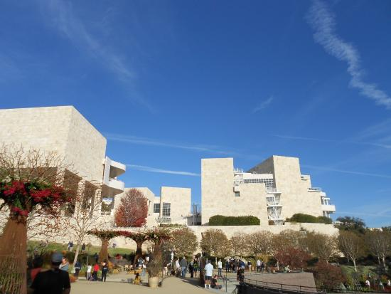 The Getty Center: Um pouco do que é o Getty Center