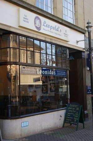 Leopold's Belgian Chocolates & Coffee House: Leopolds