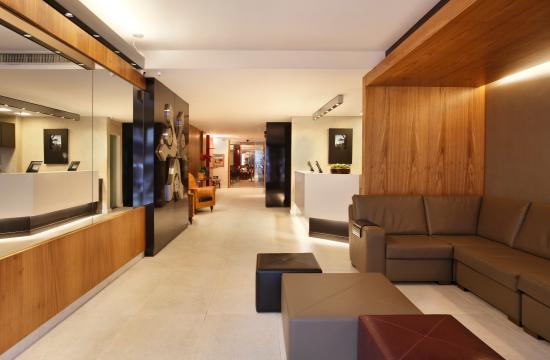 Copa Sul Hotel: Lobby