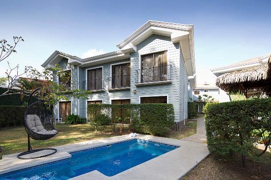 Hotel Villa Los Candiles: Pool Area