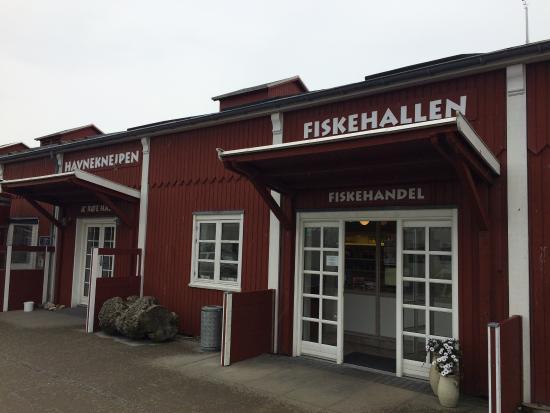 Fiskehallen
