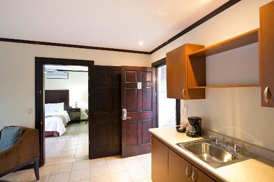 Hotel Villa Los Candiles: Family Suite