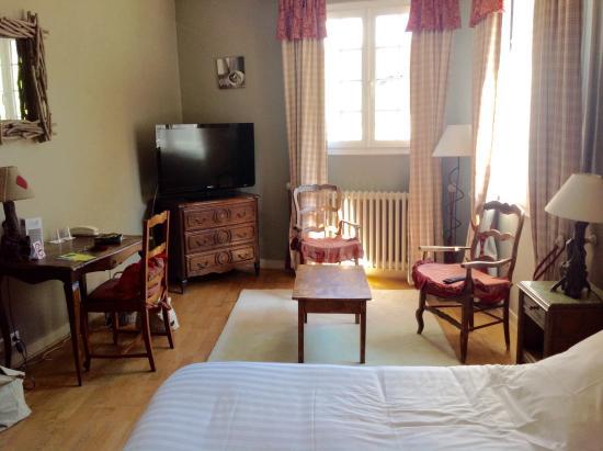 Le Beaulieu : Chambre