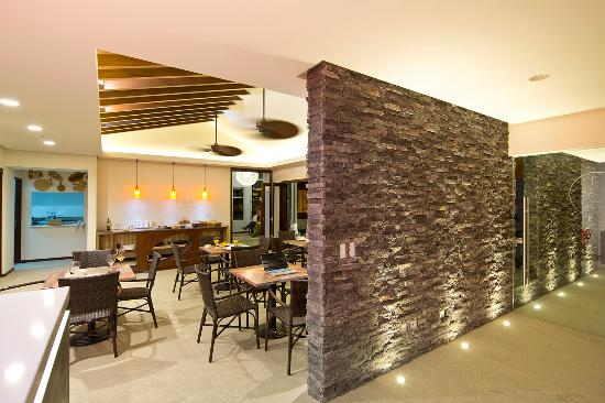 Hotel Villa Los Candiles: Restaurant Entrance