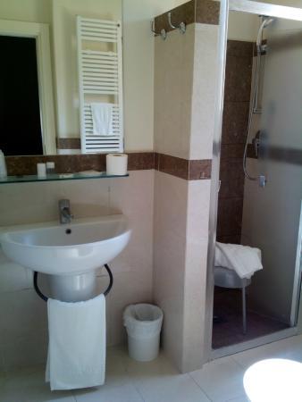 Villa Lalla: bagno camera Classic