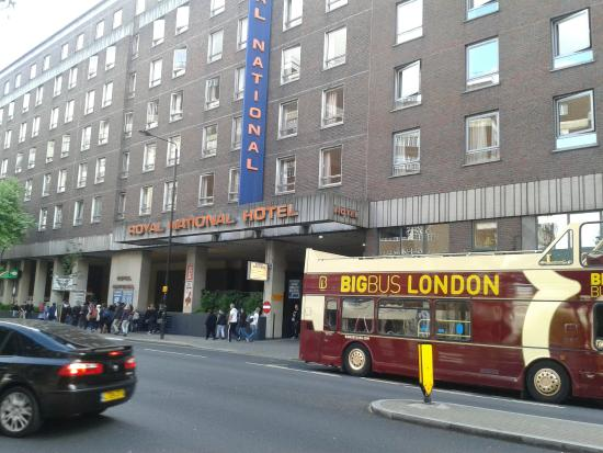 Royal National Hotel Bloomsbury