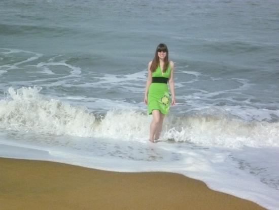Hotel Hibiscus Beach: Великолепный океан