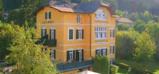Seehof Hotel Maria Worth