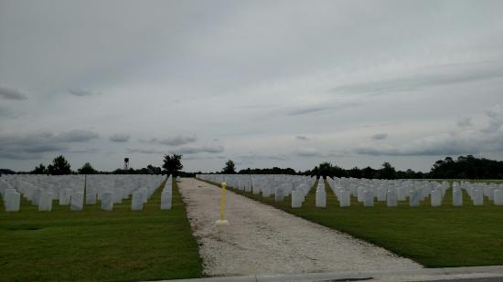 ‪Jacksonville National Cemetery‬