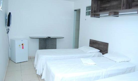 Teresina Hotel: quarto