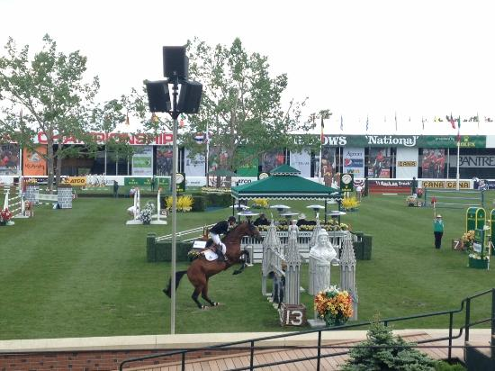 Spruce Meadows: Eric Lamaze rides the ATB Cup