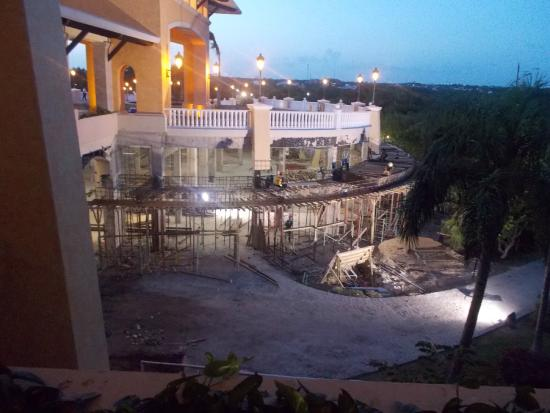 palace construction picture of barcelo maya palace puerto rh tripadvisor com