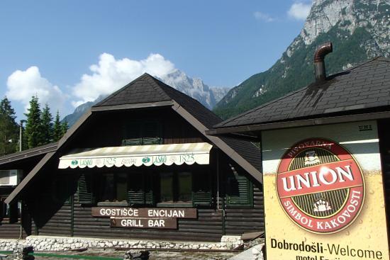 Restaurant at Encijan Motel
