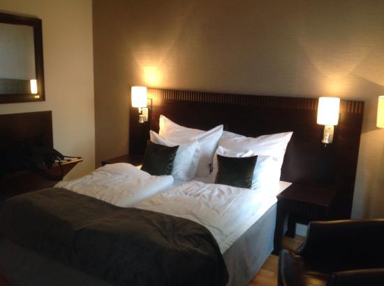 Clarion Collection Hotel Gabelshus: Bra seng