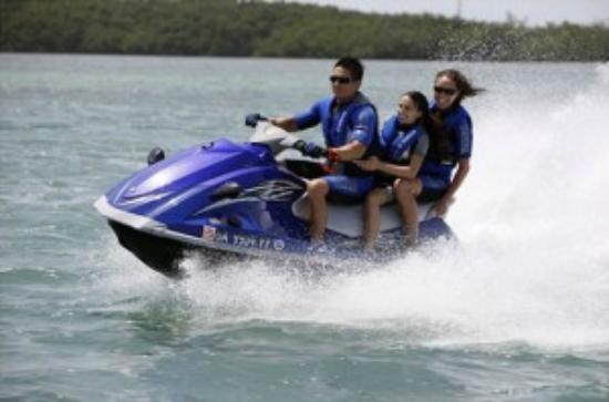 Blue Reef Watersports Jetski Tours And Als Jet Ski Gulf Ss