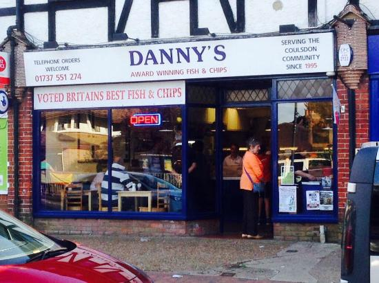 danny s fish and chips croydon restaurant reviews phone number rh tripadvisor co uk