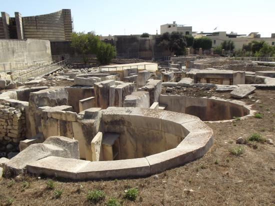 Amy's Guided Tours of Malta & Gozo - Tours: 3 Temples