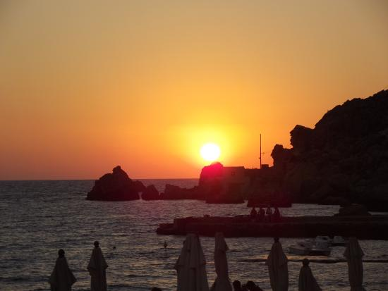 Amy's Guided Tours of Malta & Gozo - Tours: Beautiful sunset as promised