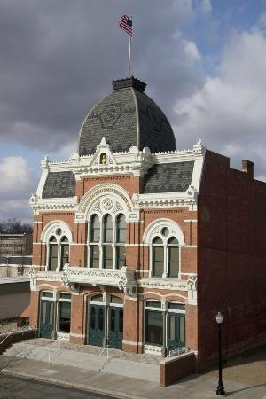 Coldwater, MI: Built in 1882, the theatre boasts an award-winning, fully-restored exterior.