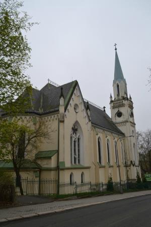 Kostel Boziho Srdce Pane
