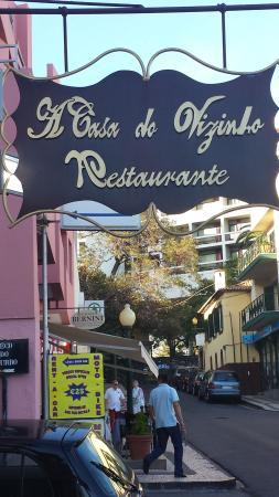 Restaurante A Casa do Vizinho