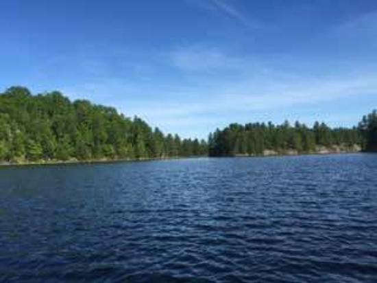 Kenauk Nature: Our lake