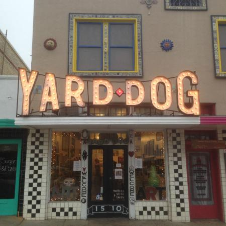 Photo of Arts and Crafts Store Yard Dog Folk Art at 1510 S Congress Ave, Austin, TX 78704, United States