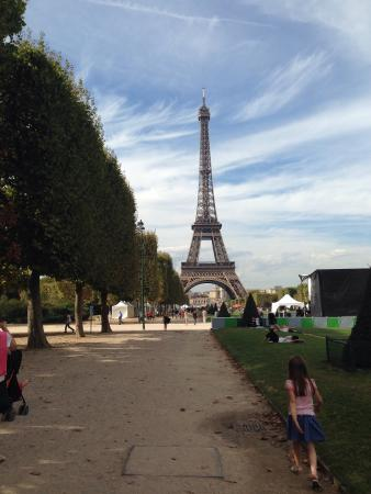 Pullman Paris Montparnasse: Easy walk from hotel
