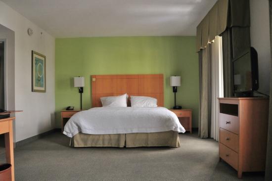 Hampton Inn & Suites Sarasota-Bradenton Airport: Bedroom