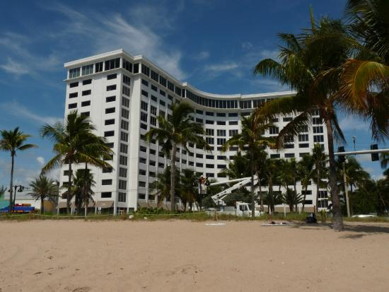 hotel vom strand aus frontansicht picture of sonesta fort rh tripadvisor co uk
