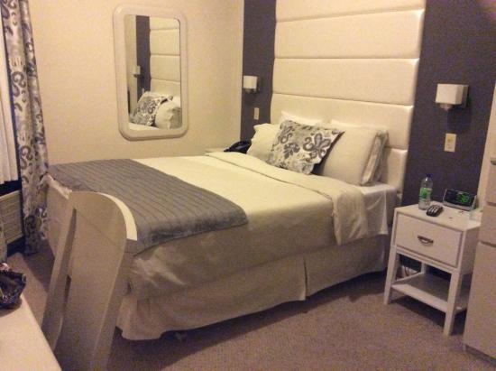 Da Vinci Hotel: Room 203