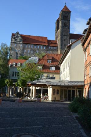 BEST WESTERN Hotel Schlossmühle: Hotel Entrance