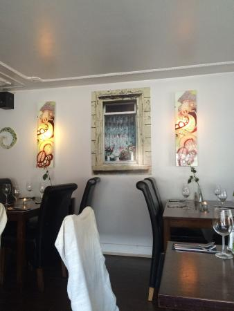 Cafe del Mondo: Pretty place