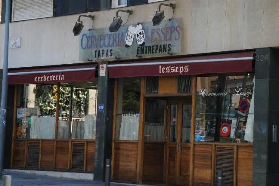Cerveceria Lesseps