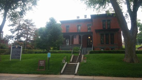 General Crook House Museum: Main view from the street