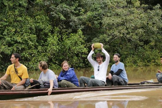 Ecological Jungle Trips : By Motor Boat