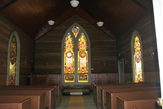 Cannonsburgh  Village: Church